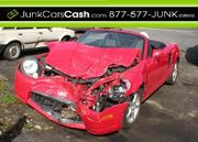 Sell Junk Car For Cash on the Spot